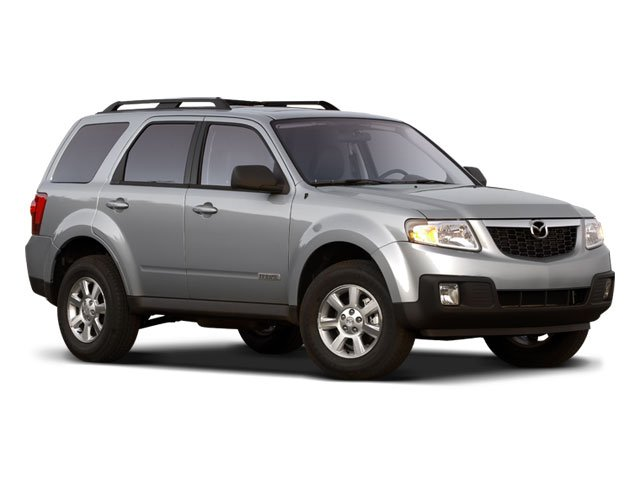 2008 Mazda Tribute Prices and Values Utility 4D s 2WD side front view