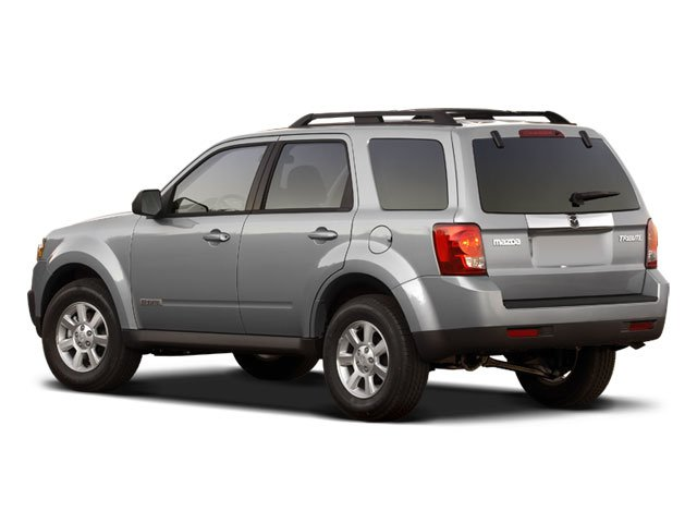 2008 Mazda Tribute Prices and Values Utility 4D s 2WD side rear view