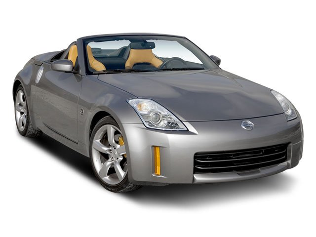 Nissan 350Z Convertible 2008 Roadster 2D Touring - Фото 1