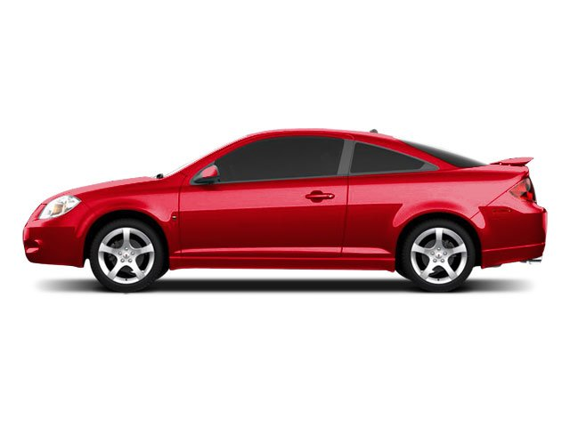2008 Pontiac G5 Prices and Values Coupe 2D side view