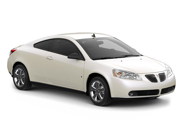 2008 Pontiac G6 Prices and Values Coupe 2D GT