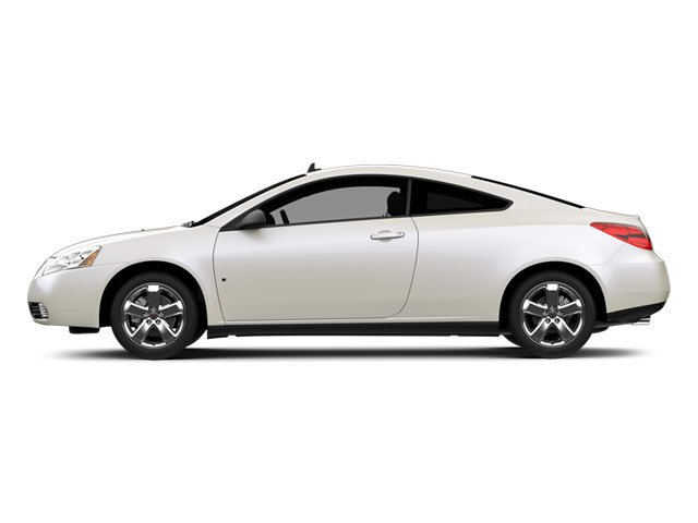 2008 Pontiac G6 Prices and Values Coupe 2D GT side view