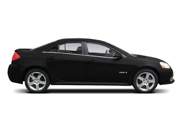 2008 Pontiac G6 Prices and Values Sedan 4D Sport side view