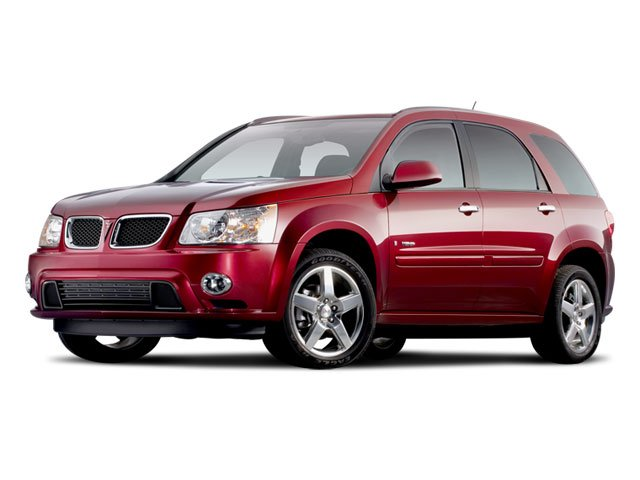 2008 Pontiac Torrent Prices and Values Utility 4D AWD