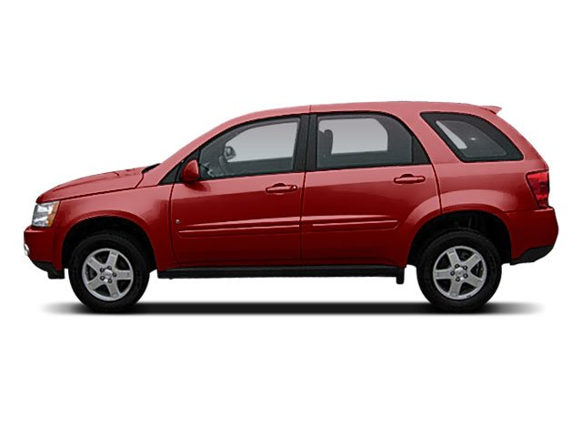 2008 Pontiac Torrent Prices and Values Utility 4D AWD side view