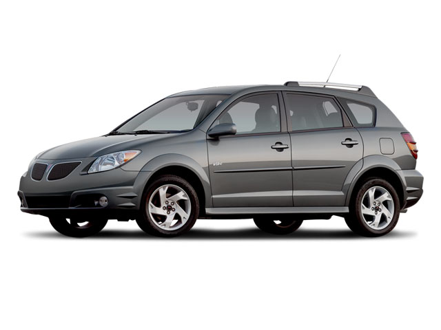 2008 Pontiac Vibe Prices and Values Wagon 4D