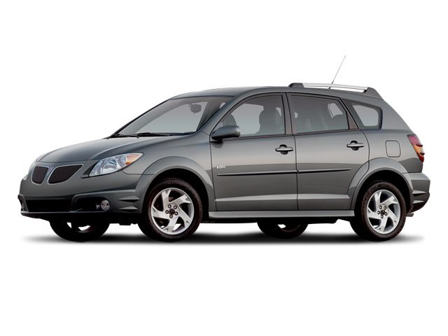 2008 Pontiac Vibe Pictures Vibe Wagon 4D photos side front view