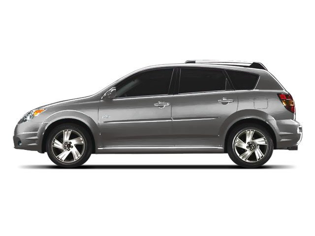 2008 Pontiac Vibe Prices and Values Wagon 4D side view
