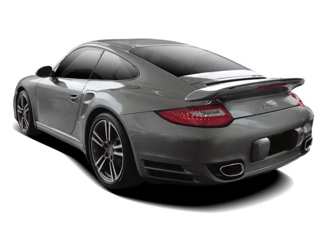 2008 Porsche 911 Prices and Values Coupe 2D 4 AWD side rear view