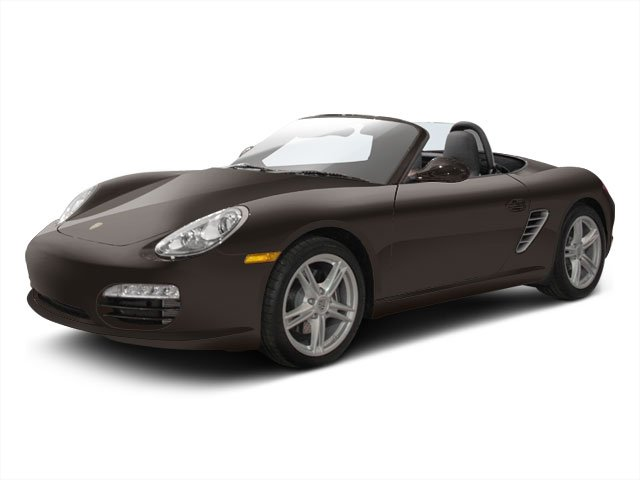 2008 Porsche Boxster Pictures Boxster 2 Door RS60 Limited Edition photos side front view