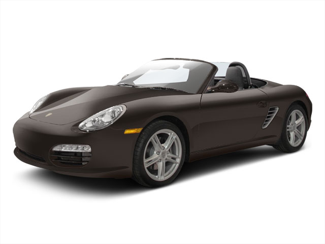 2008 Porsche Boxster Pictures Boxster Roadster 2D S photos side front view