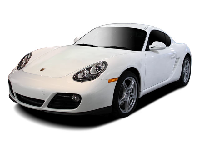 2008 Porsche Cayman Prices and Values Coupe 2D