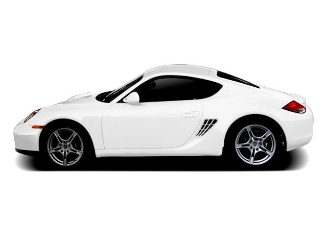 2008 Porsche Cayman Prices and Values Coupe 2D side view