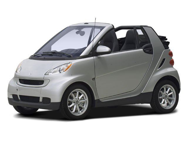 smart fortwo Convertible 2008 Convertible 2D Passion - Фото 1