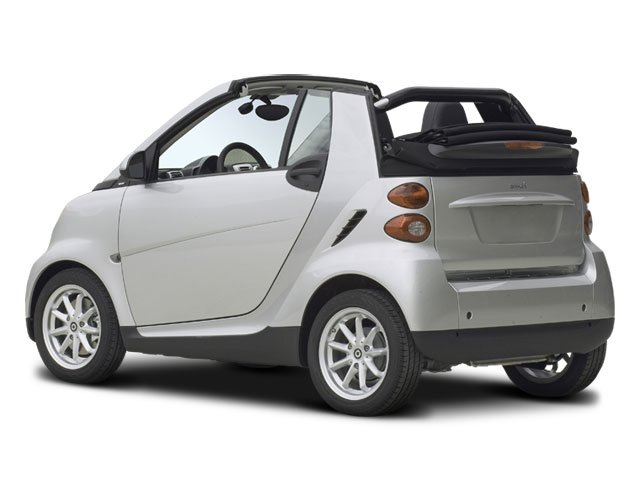 smart fortwo Convertible 2008 Convertible 2D Passion - Фото 2