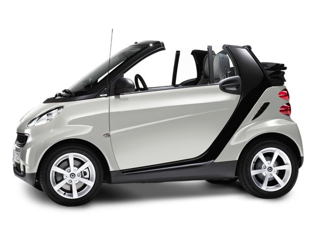 smart fortwo Convertible 2008 Convertible 2D Passion - Фото 3
