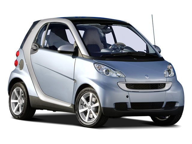smart fortwo Coupe 2008 Coupe 2D Passion - Фото 1