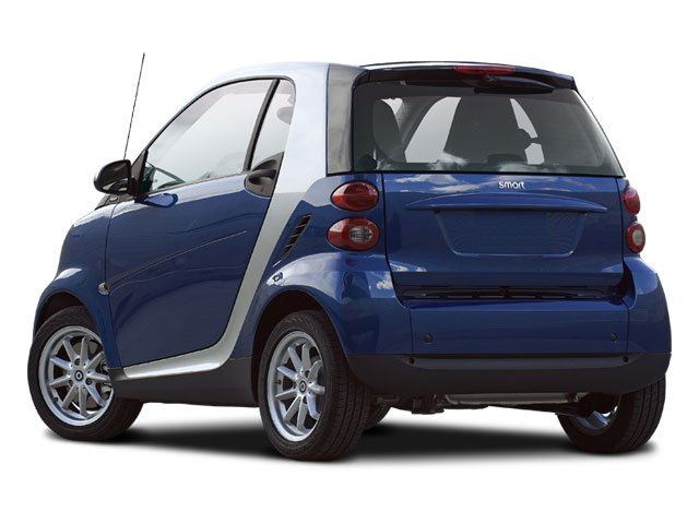 smart fortwo Coupe 2008 Coupe 2D Passion - Фото 2