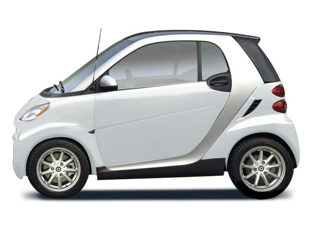 smart fortwo Coupe 2008 Coupe 2D Passion - Фото 3