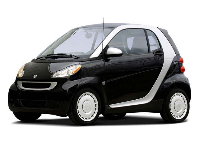 smart fortwo Coupe 2008 Coupe 2D Pure - Фото 1