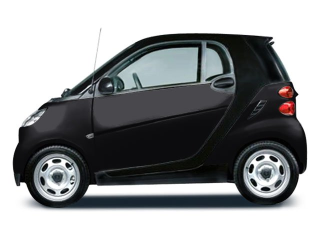 smart fortwo Coupe 2008 Coupe 2D Pure - Фото 3