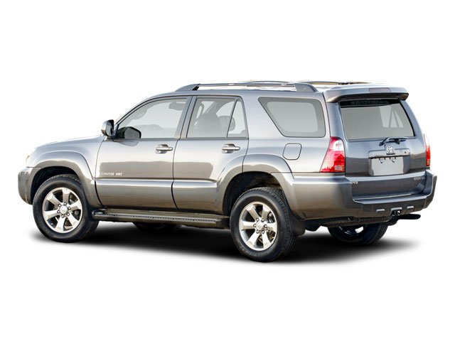 Toyota 4Runner SUV 2008 Utility 4D Limited 4WD - Фото 2