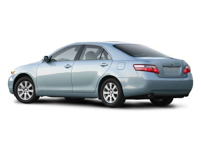 2008 Toyota Camry Prices and Values Sedan 4D SE side rear view