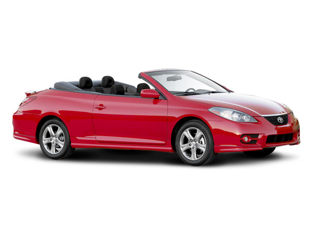 2008 Toyota Camry Solara Prices and Values Convertible 2D SLE
