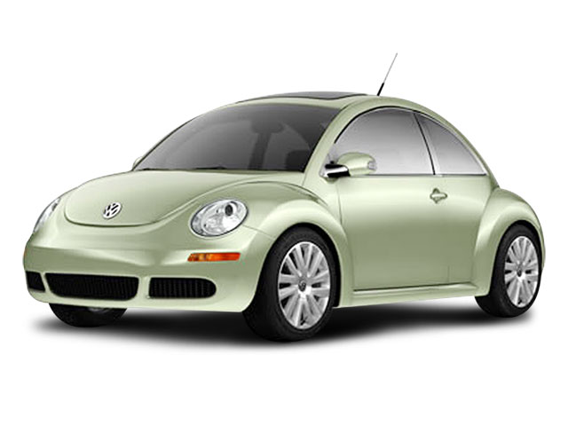 Volkswagen New Beetle Coupe Coupe 2008 Coupe 2D S - Фото 1