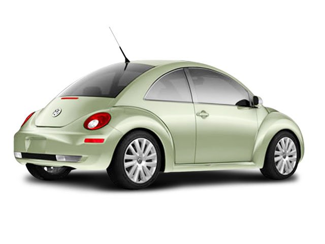 Volkswagen New Beetle Coupe Coupe 2008 Coupe 2D S - Фото 2