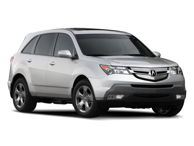 2009 Acura MDX Pictures MDX Utility 4D AWD photos side front view
