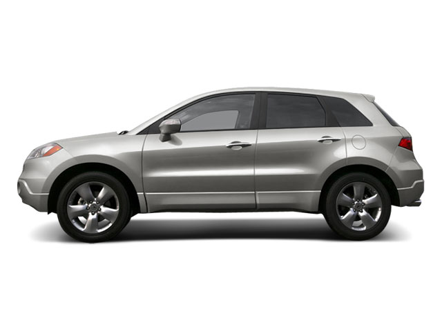 2009 Acura RDX Pictures RDX Utility 4D AWD photos side view