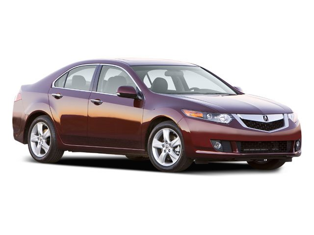 2009 Acura TSX Prices and Values Sedan 4D