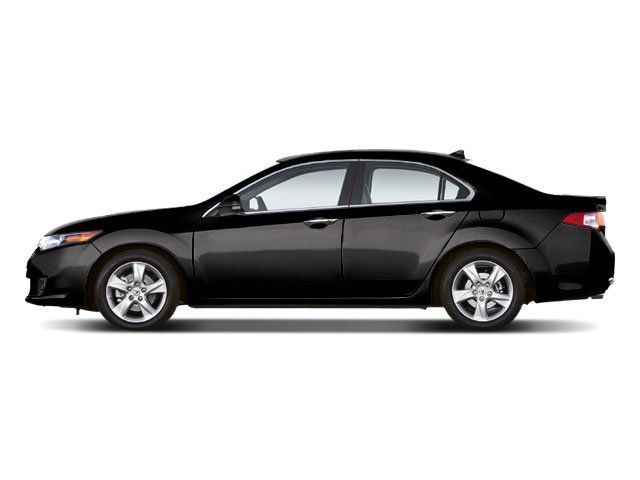 2009 Acura TSX Prices and Values Sedan 4D side view