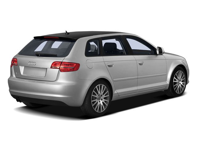 2009 Audi A3 Prices and Values Hatchback 4D 2.0T S-Line side rear view