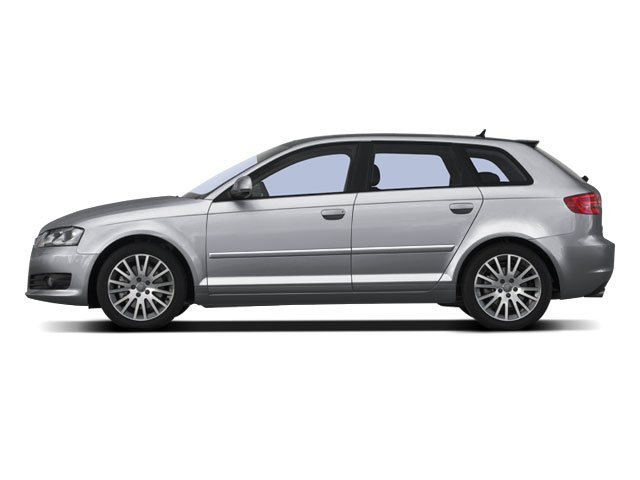 2009 Audi A3 Prices and Values Hatchback 4D 2.0T S-Line side view