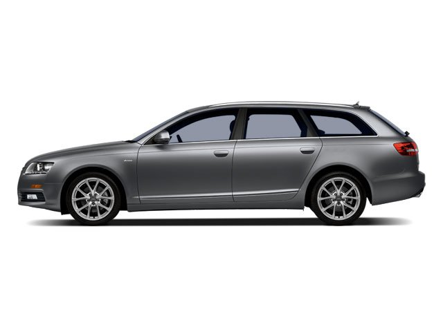 2009 Audi A6 Prices and Values Wagon 4D 3.0T Quattro side view