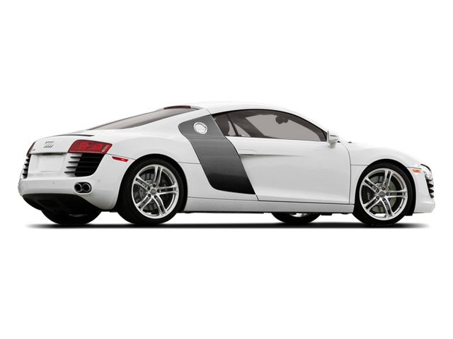 2009 Audi R8 Prices and Values 2 Door Coupe Quattro Awd (auto) side rear view