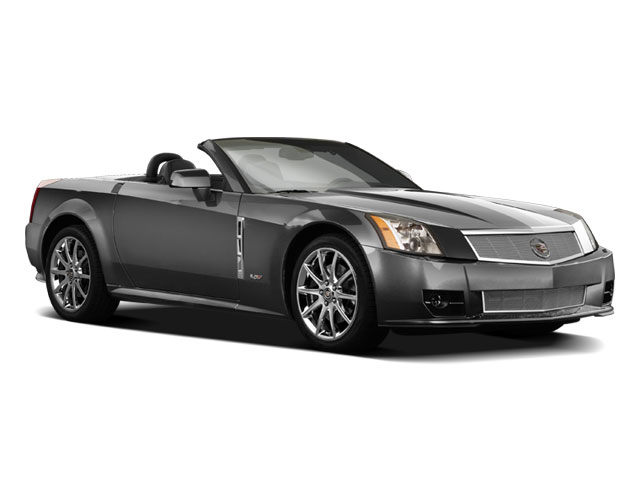 Cadillac XLR Coupe 2009 Roadster 2D V-Series - Фото 1