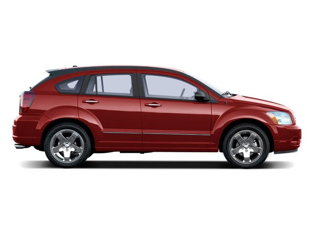 2009 Dodge Caliber Pictures Caliber Wagon 4D R/T photos side view