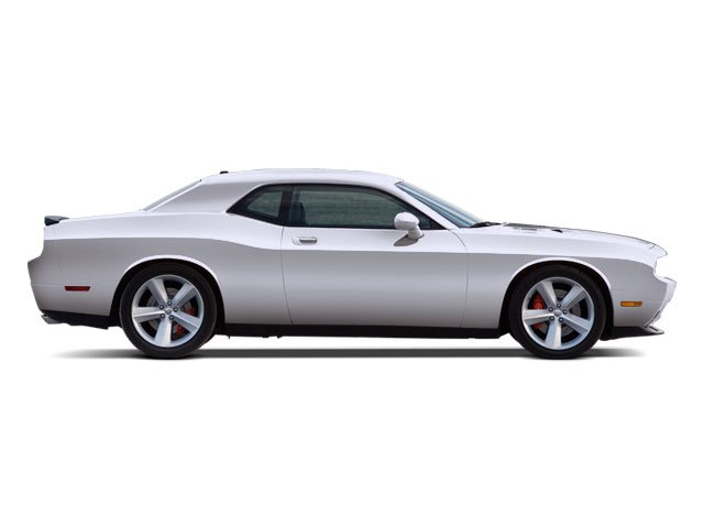 2009 Dodge Challenger Prices and Values Coupe 2D SRT-8 side view