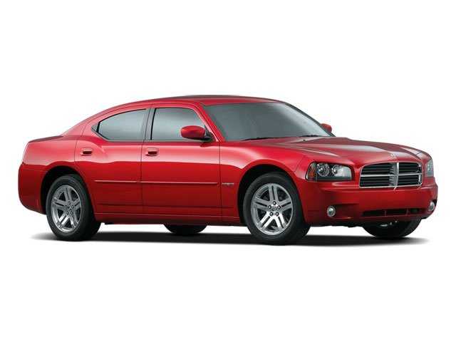 2009 Dodge Charger Prices and Values Sedan 4D Police side front view