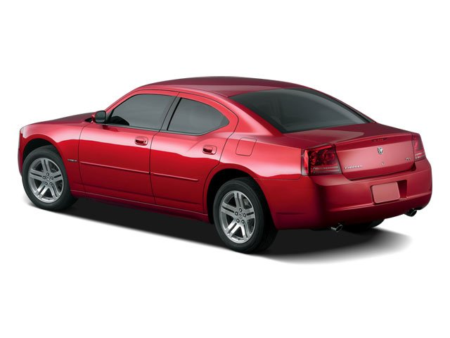 2009 Dodge Charger Prices and Values Sedan 4D Police side rear view
