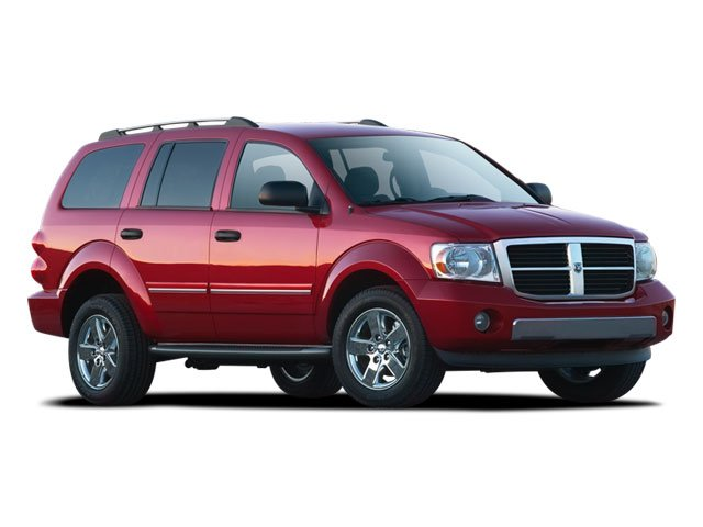 2009 Dodge Durango Prices and Values Utility 4D SE 4WD side front view