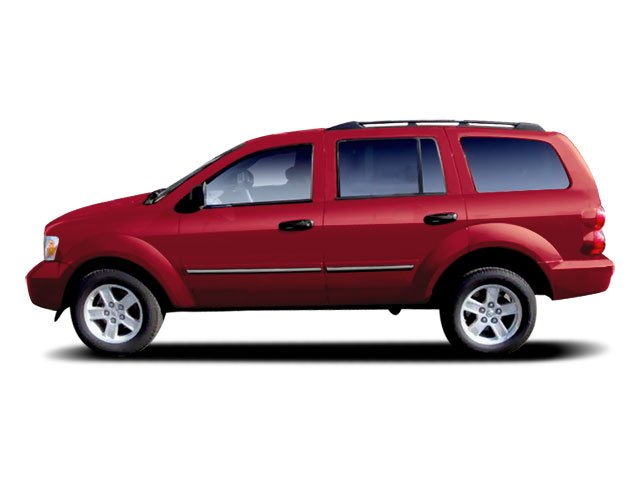 2009 Dodge Durango Prices and Values Utility 4D SE 4WD side view