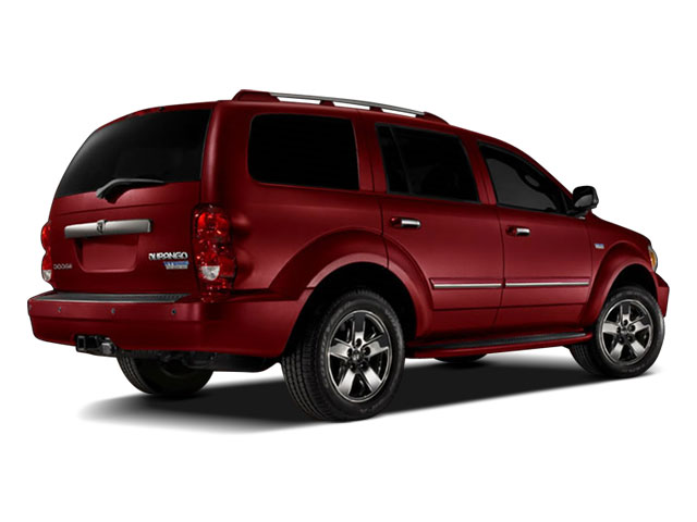 2009 Dodge Durango Prices and Values Utility 4D Hybrid 4WD side rear view
