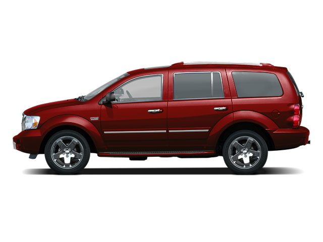 2009 Dodge Durango Prices and Values Utility 4D Hybrid 4WD side view