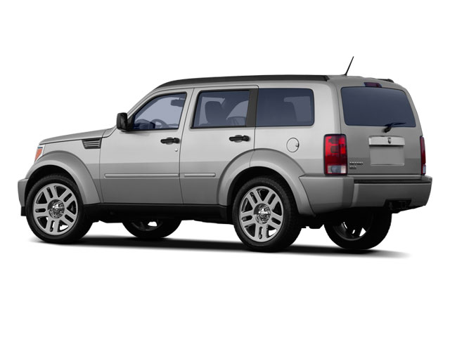 2009 Dodge Nitro Prices and Values Utility 4D SE 4WD side rear view