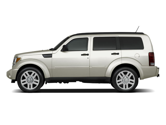 2009 Dodge Nitro Prices and Values Utility 4D SE 4WD side view