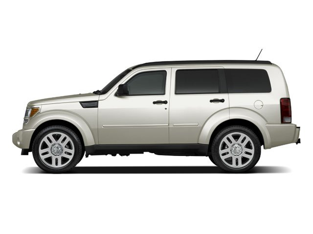 2009 Dodge Nitro Prices and Values Utility 4D SE 2WD side view